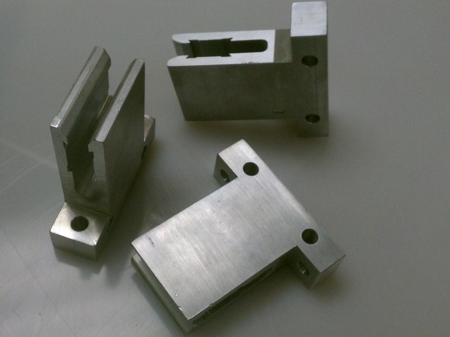Extruded Aluminum Parts