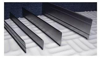 Aluminum Trim Pieces