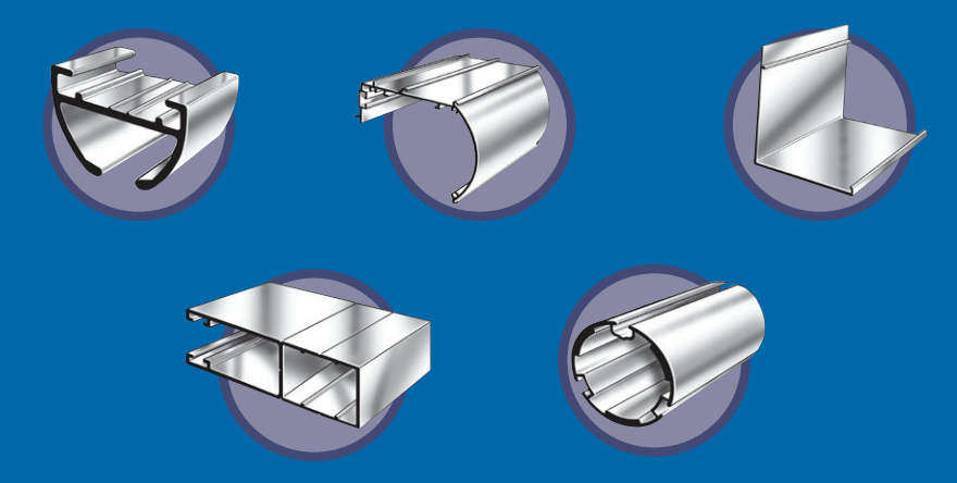Roller Shade Extrusions