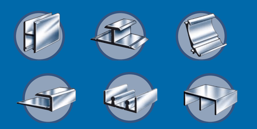 Standard Structural Extrusions
