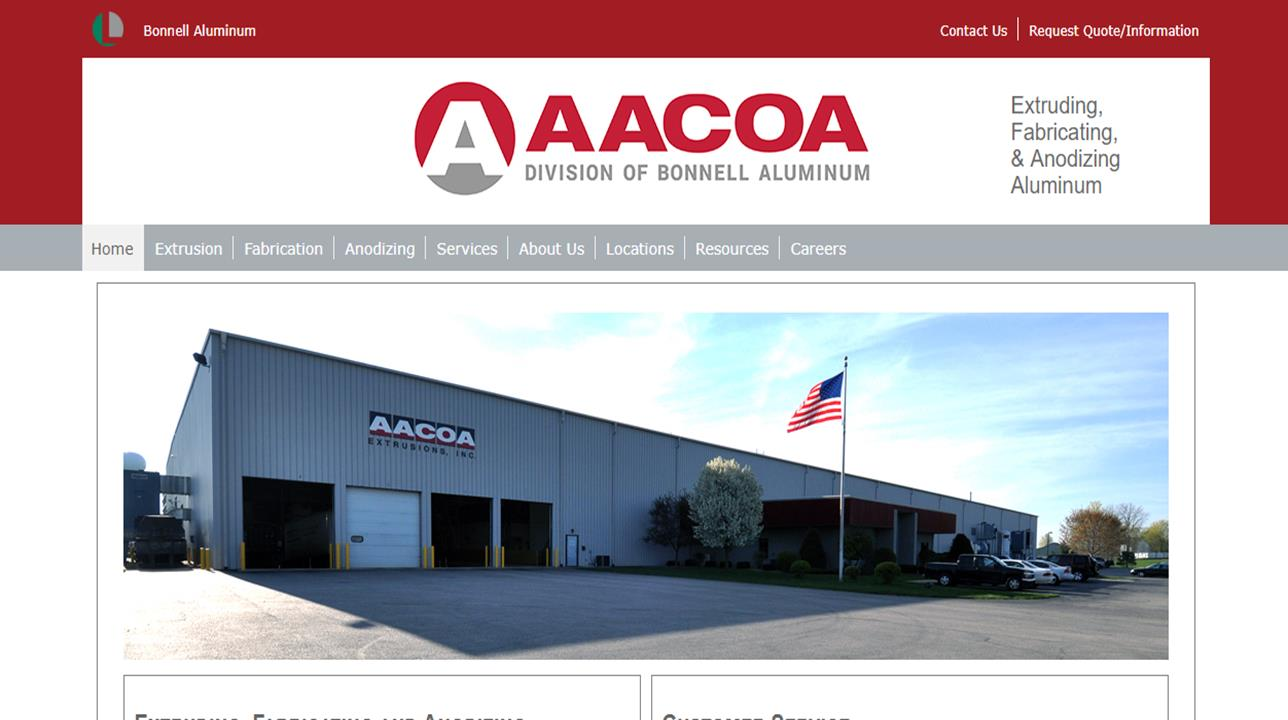 AACOA Extrusions, Inc.