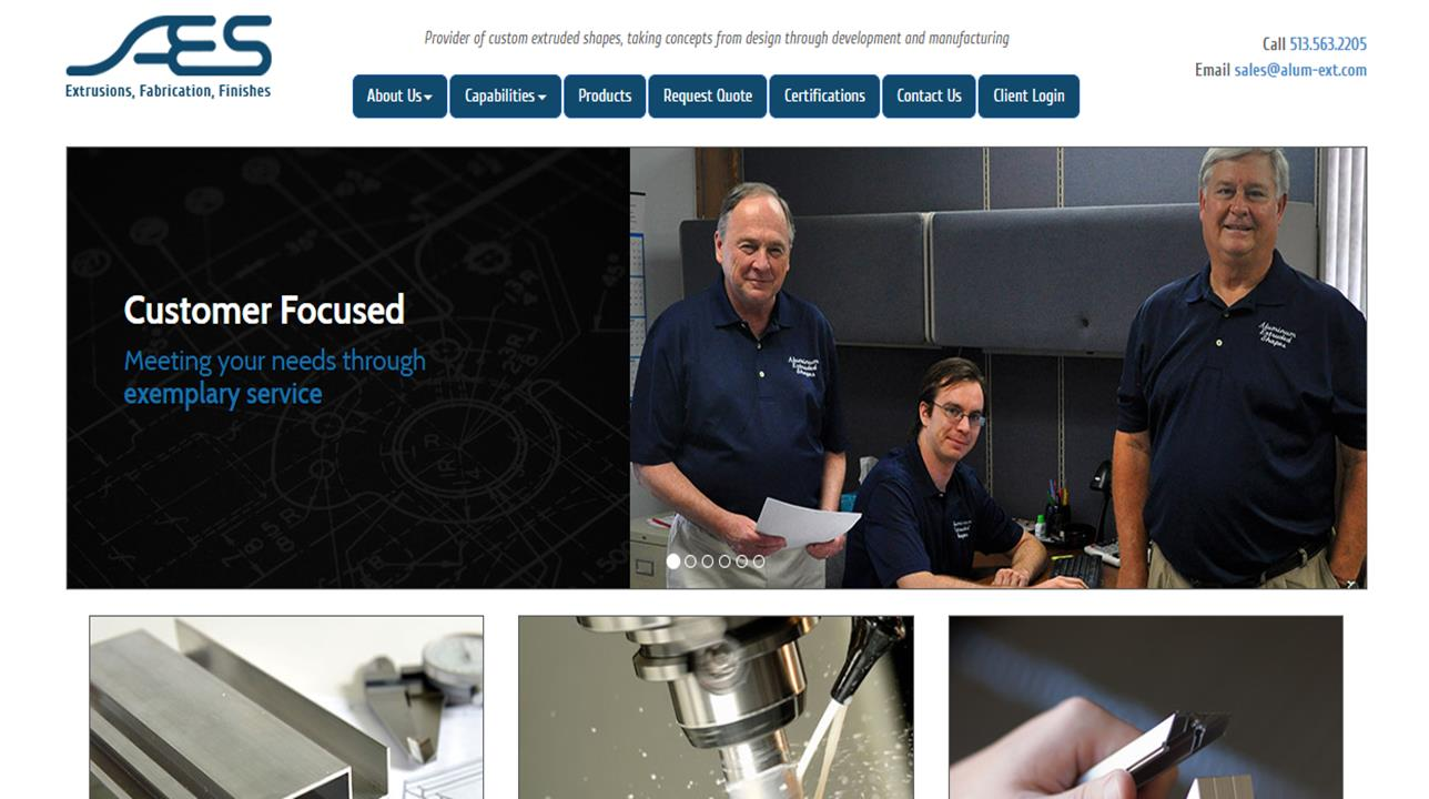 Aluminum Extruded Shapes, Inc.