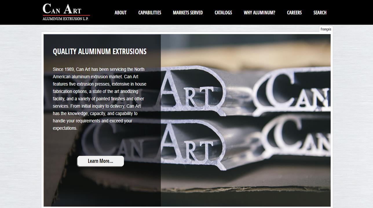 Can Art Aluminum Extrusion, Inc.