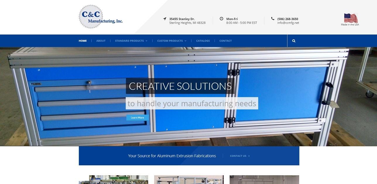 C&C Manufacturing, Inc.