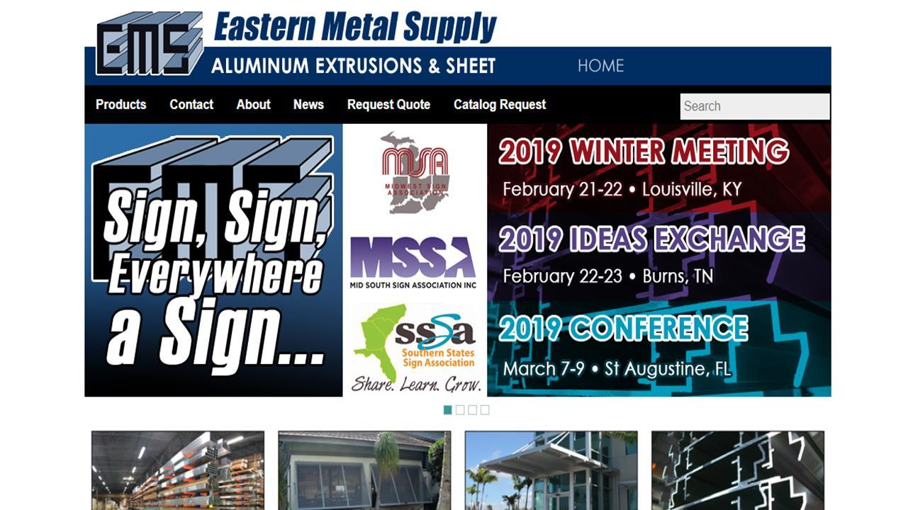 Eastern Metal Supply, Inc.