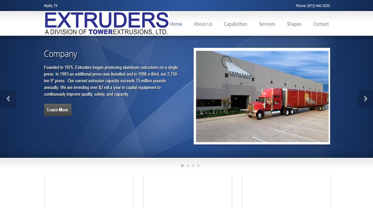 Extruders Inc.