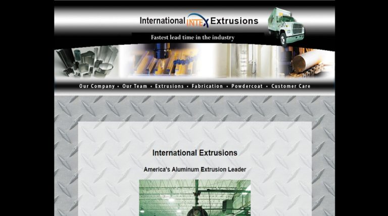 International Extrusions