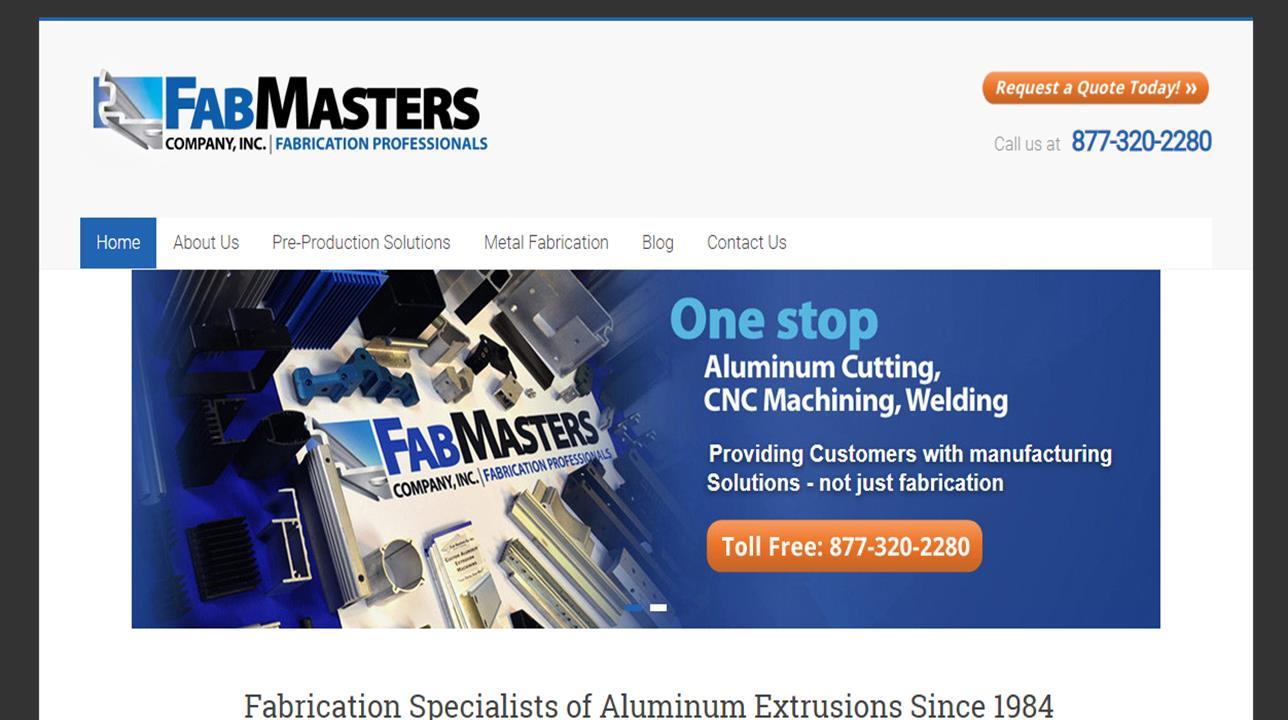 Fab Masters Company, Inc.