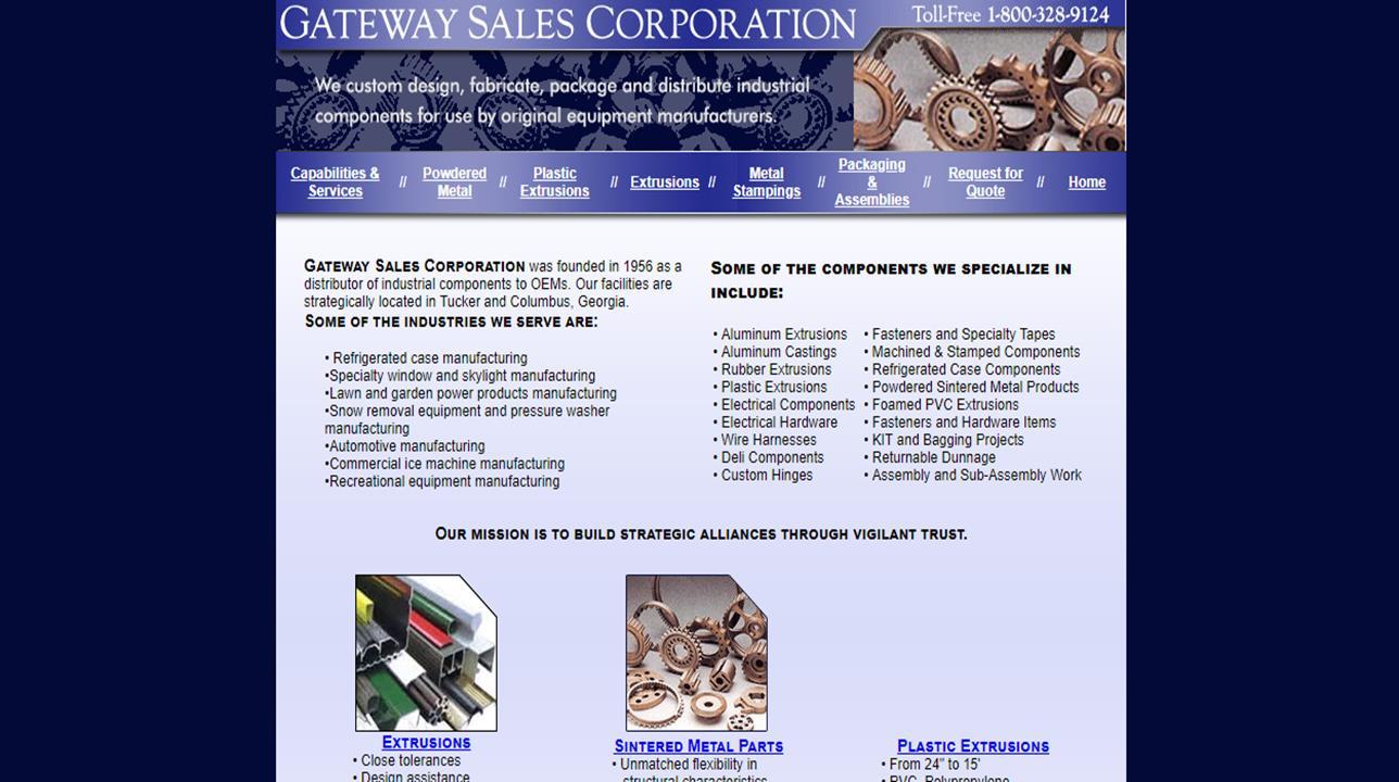 Gateway Sales Corporation