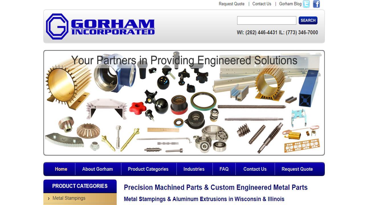 Gorham, Inc.