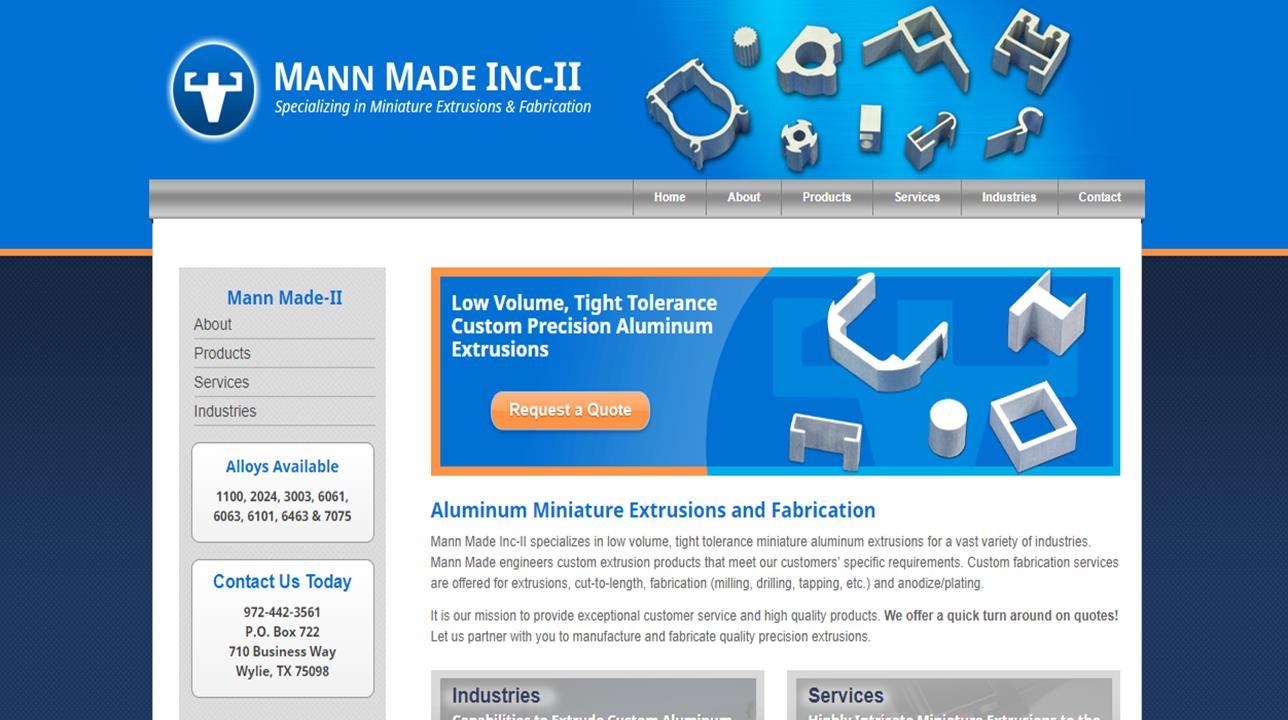 Manzi Metals, Inc.