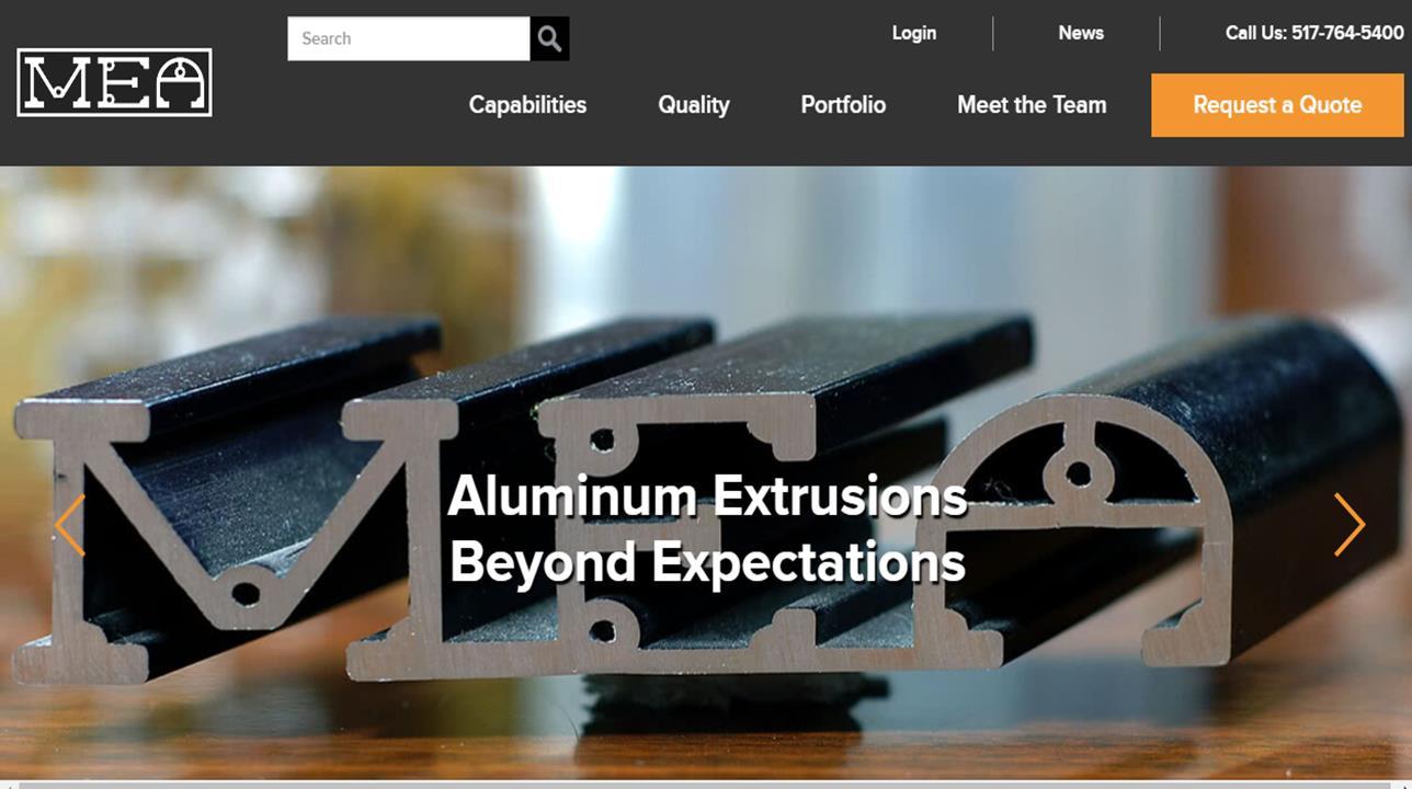 Michigan Extruded Aluminum