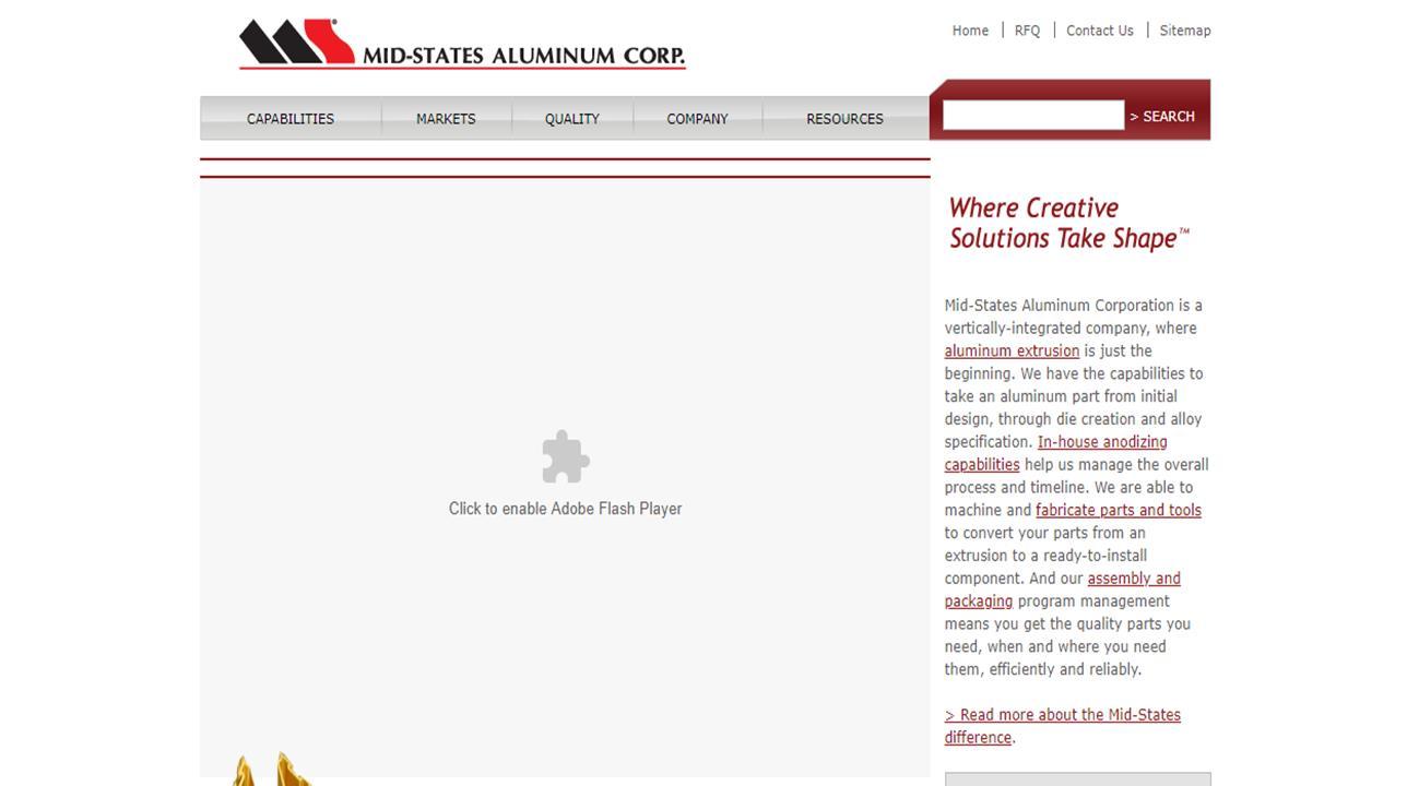Mid-States Aluminum Corp.