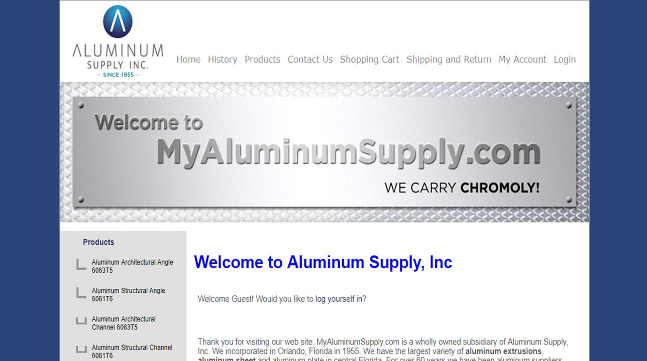 Aluminum Supply Inc.