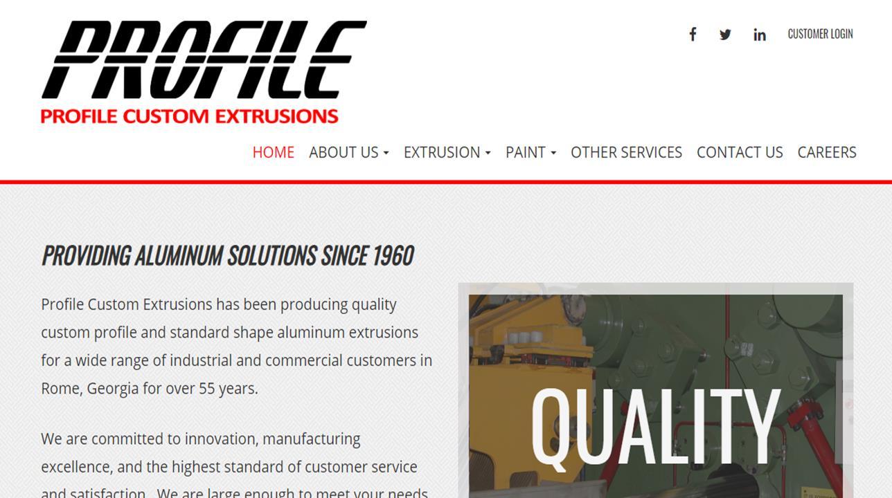 Profile Custom Extrusions, LLC