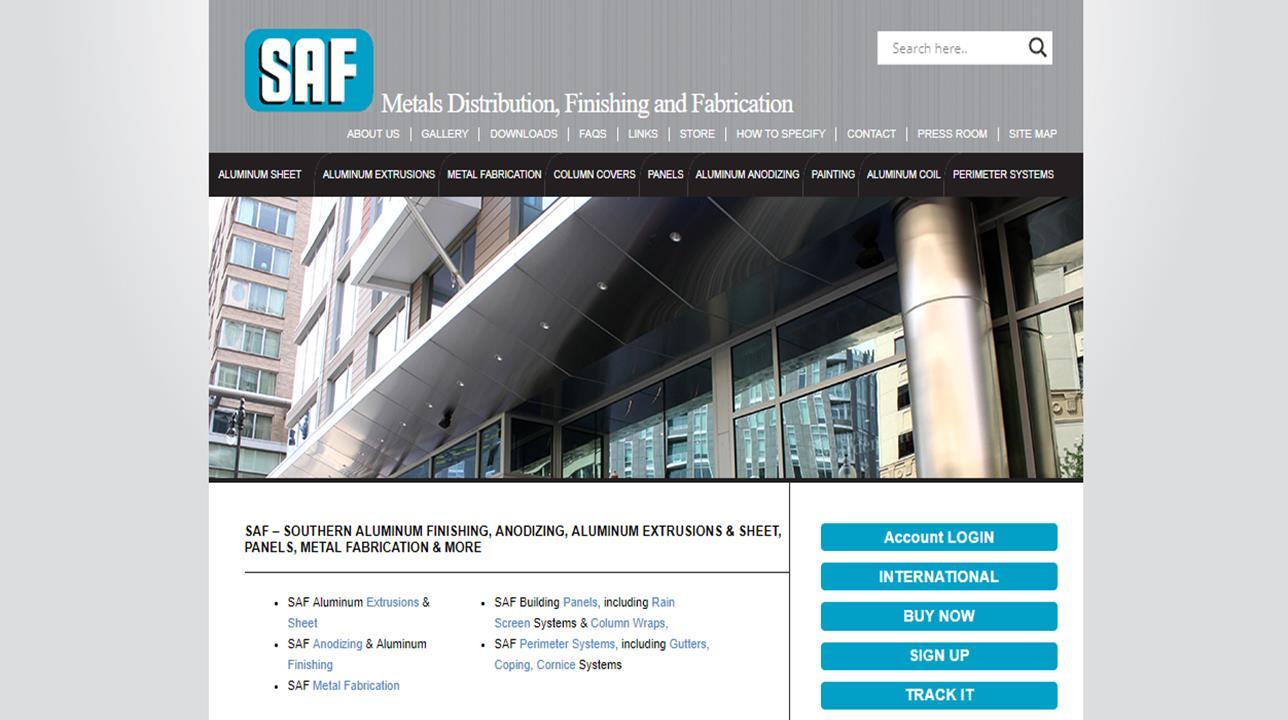 Southern Aluminum Finishing Company, Inc.