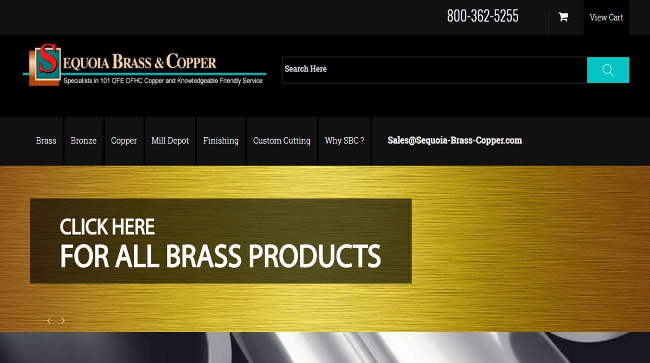 Sequoia Brass & Copper