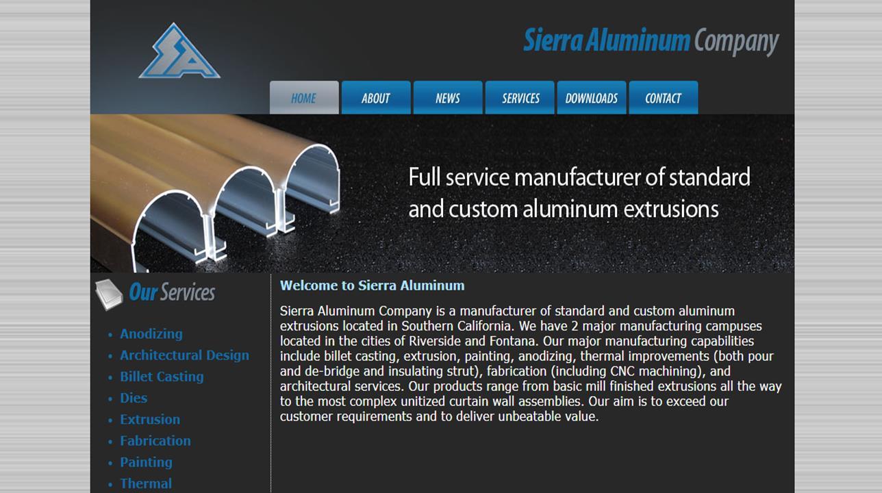 Aluminum Extrusion Manufacturers Suppliers - Part 2