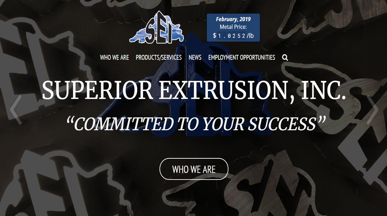 Superior Extrusion, Inc.