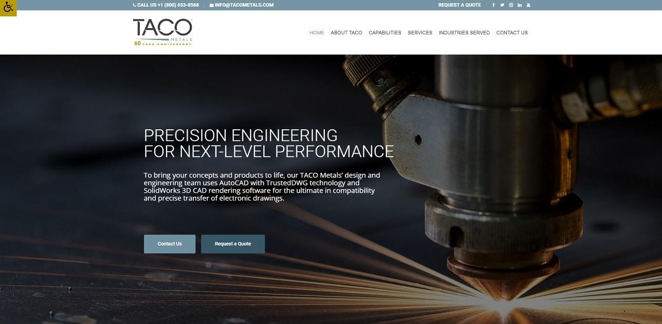 Taco Metals, Inc.