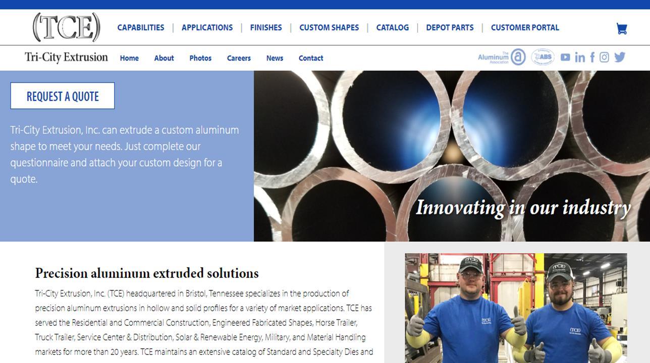Tri-City Extrusion, Inc.