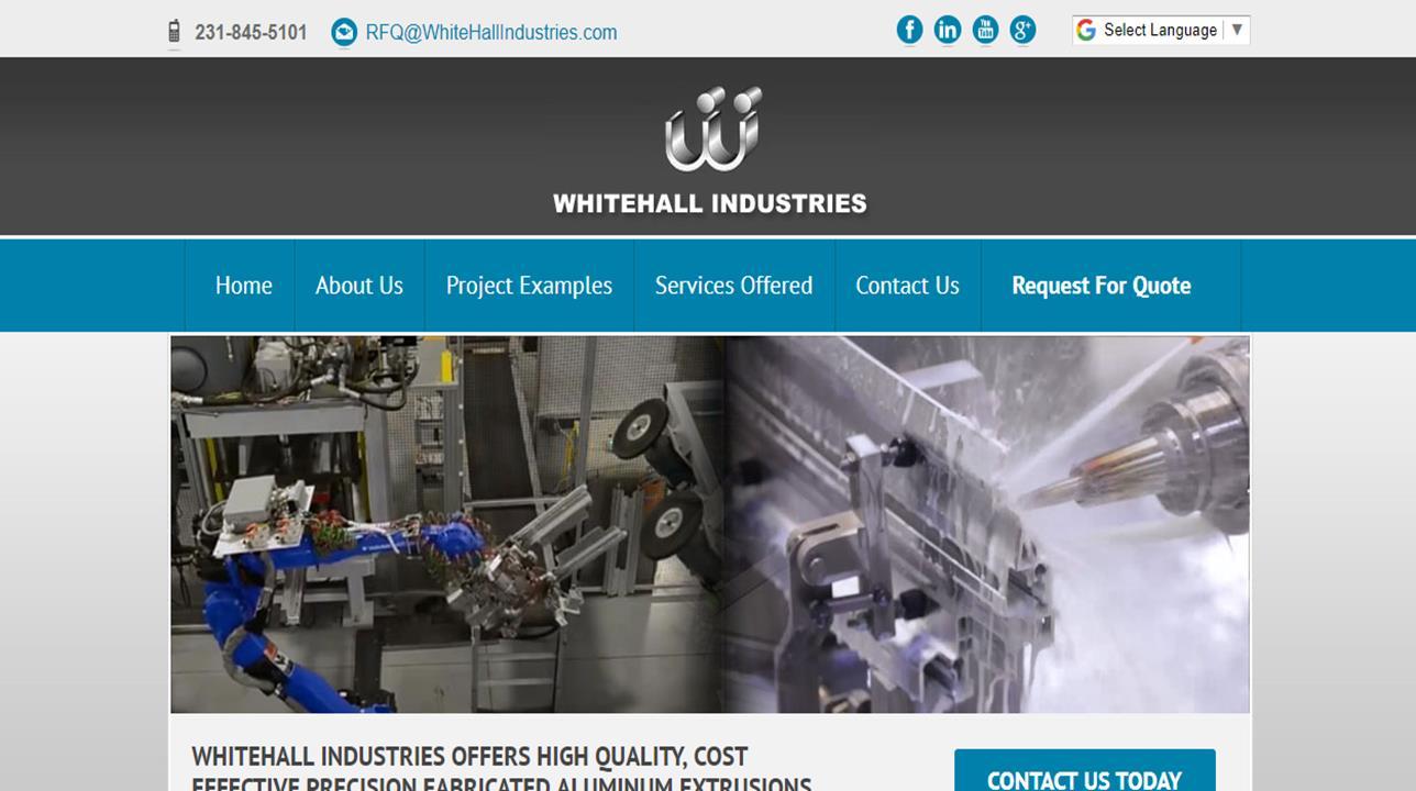 Whitehall Industries, Inc.