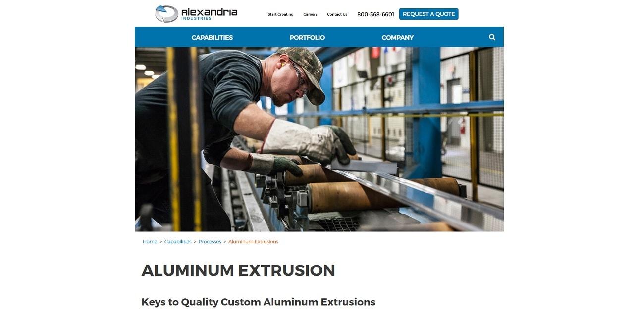 Alexandria Industries