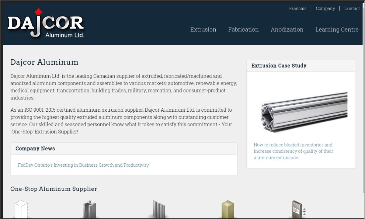 Aluminum Extrusion Manufacturers Suppliers