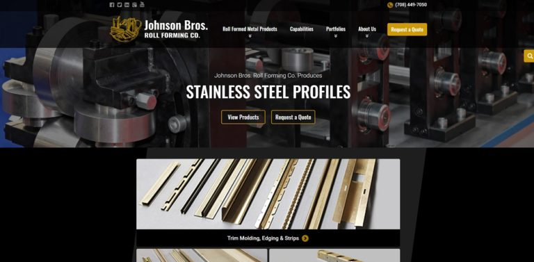 Johnson Bros. Roll Forming Co.