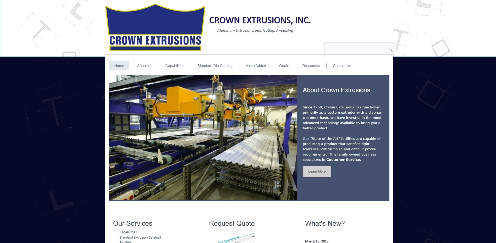 Crown Extrusions Inc.