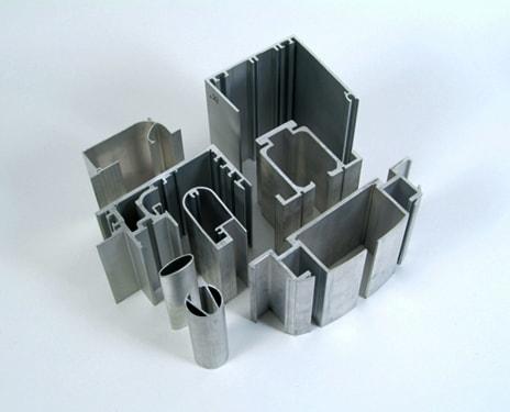 T-slot aluminum extrusion