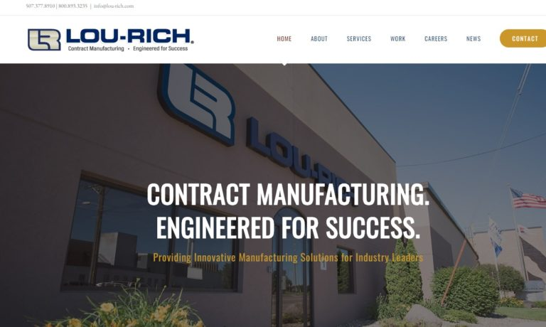Lou-Rich, Inc.