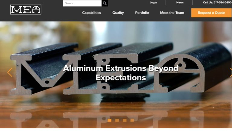Michigan Extruded Aluminum