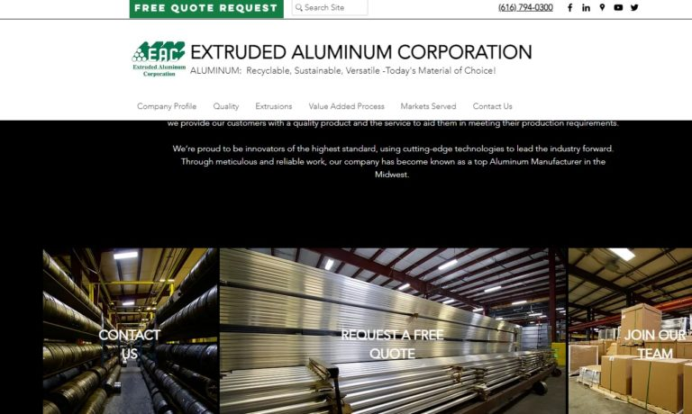 Extruded Aluminum Corporation