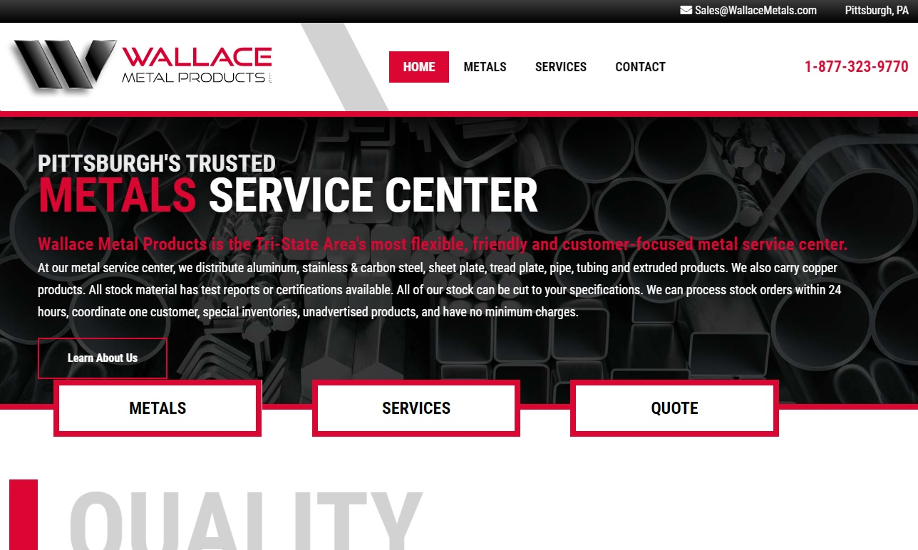 Wallace Metal Products