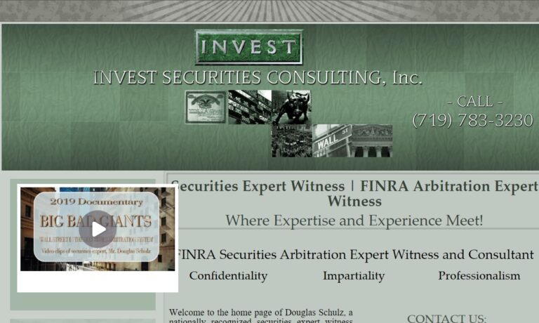 Invest Securities Consulting, Inc.